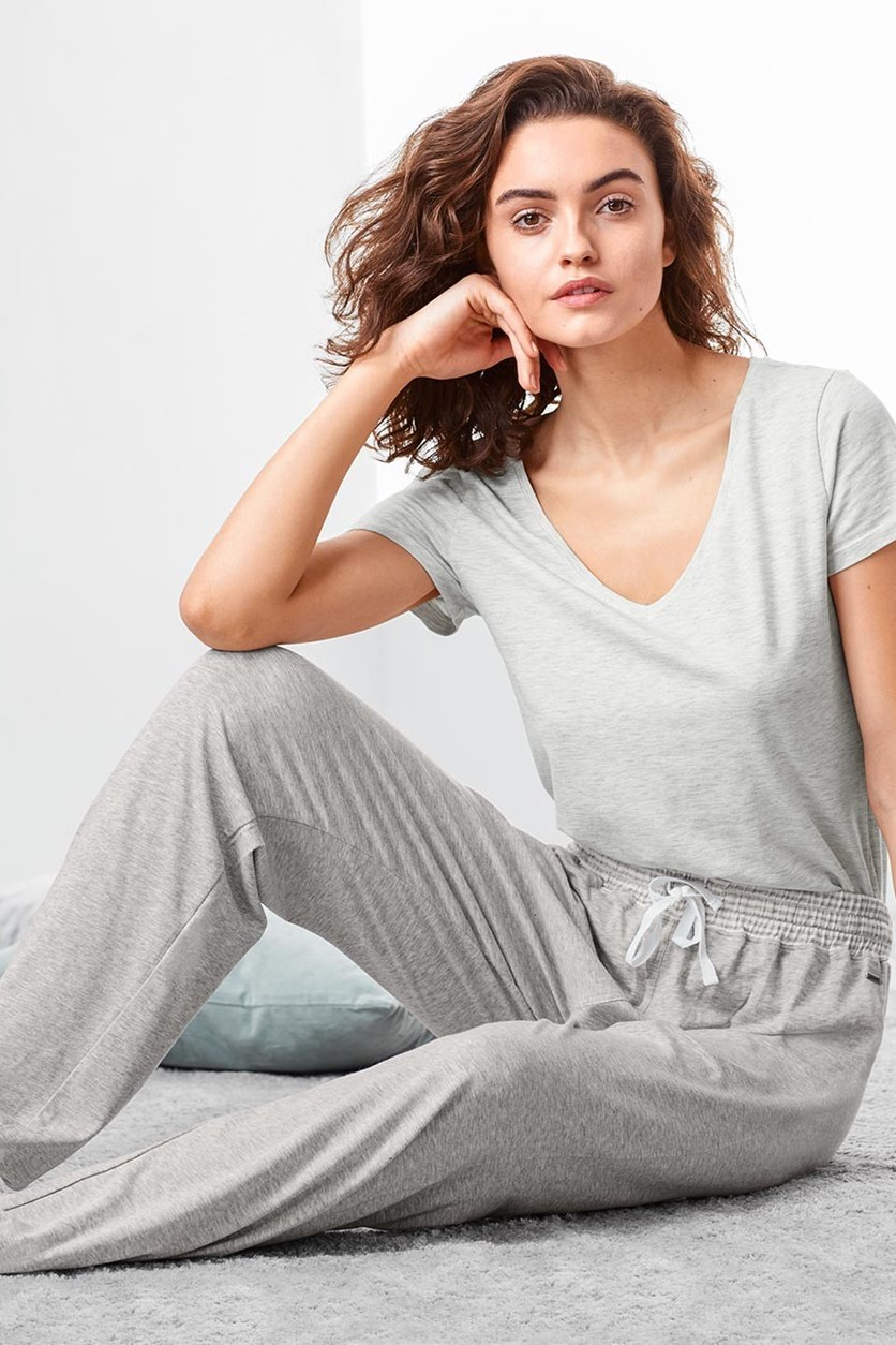 Women's Relax Pants, Grey
