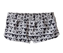 Billabong Girl's Shorts, Black/White