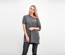 Somedays Lovin Women's Graphic Top, Charcoal