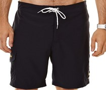 Nautica Men's Big-Tall Quick-Dry Cargo Board Short Navy
