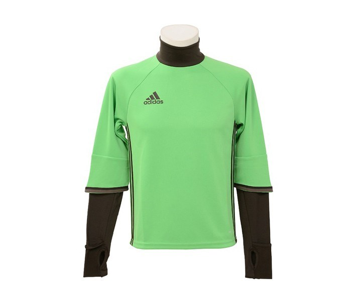 Men Con16 TRG Training Top, Green/Black