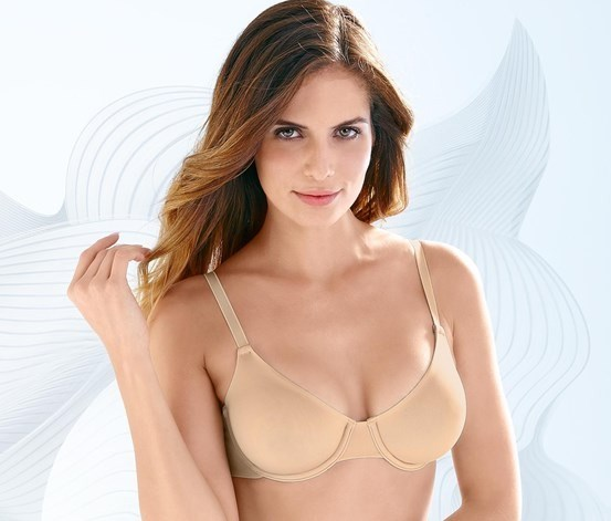 Women's Underwired Bra, Skin