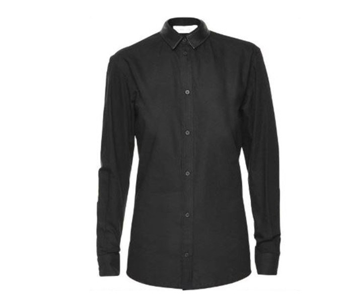 Women's Button-Down Kylie Shirt, Black