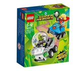 Lego DC Super Heroes Mighty Micros: Supergirl Vs. Brainiac Building Kit, Blue/Grey/Black