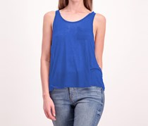 Michelle By Comune Women's Sleeveless Tank Top, Blue
