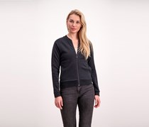 Women Archive T7 Track Jackets, Black
