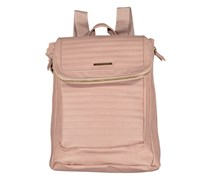Rampage Women's Quilted Backpack, Blush