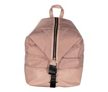 Rampage Women's Push Closure Backpack, Blush