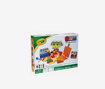 Crayola Ice Cream Party Toys, Red/Blue/Yellow