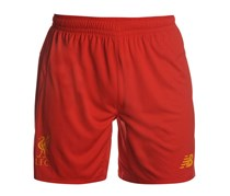 New Balance Men's Liverpool FC 2016/17 Shorts, Red