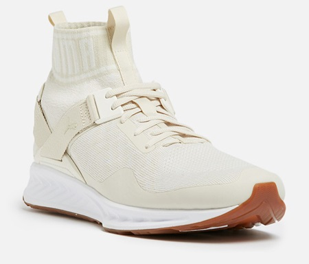 Shop Puma Puma Ignite EvoKnit Hypernature Trainers Shoes 46e9ed9bc