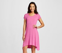 Gilligan & O'Malley Women's Sleepwear Dress, Fushia