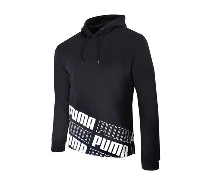 38f4eba74a Shop Puma Puma Men's Rebel 2.0 Hoody, Black for Men Clothing in ...