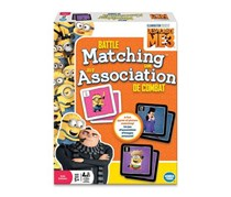 Wonder Forge Despicable Me 3 Matching Game, Orange