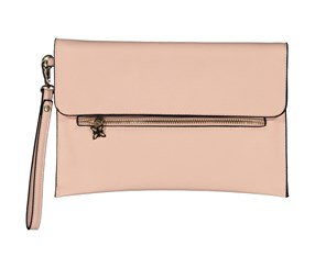 BCBGeneration Women's Sara Clutch Bag, Rose Smoke