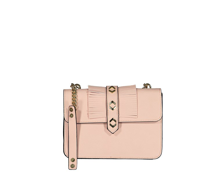 eneration Women's Dylan Cross Body Bag, Rose Smoke