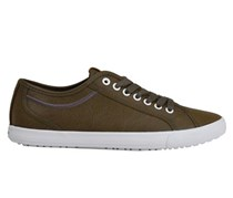 Ben Sherman Chandler Lo Men's Lace-up Sneaker, Olive
