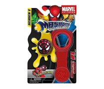 Tech4kids Mash'ems Spiderman Marvel Universe Launcher Pack, Red