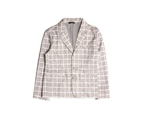 Guess by Marciano Kids Boys Blazer, Grey Combo