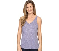 Women Abbie Tank Top, Purple Fog