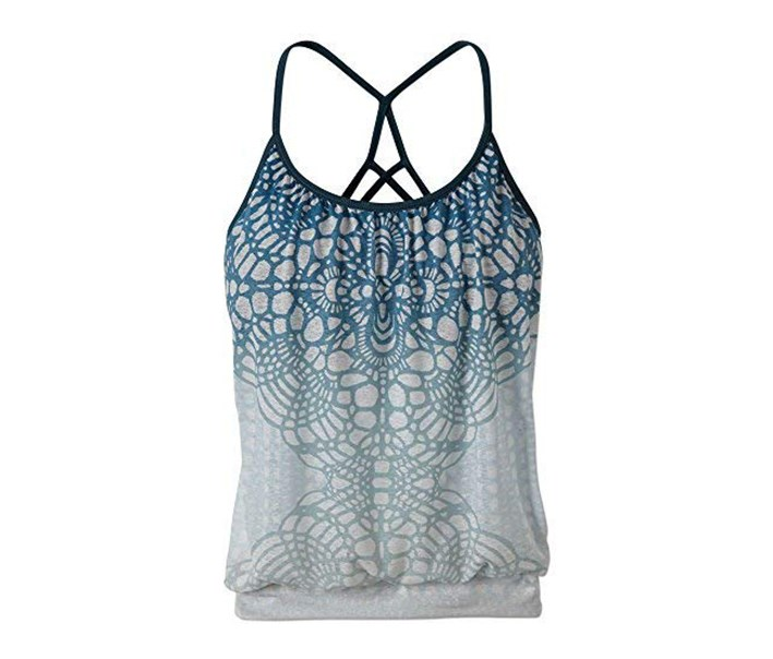 Women's Meadow Top, Blue Daydream