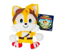 Tomy Sonic Boom Emoji Happy Plush, Yellow