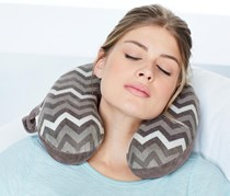 Neck Pillow, Taupe