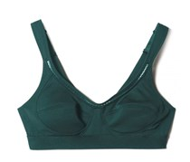 Adidas Women's Performance Bra, Green