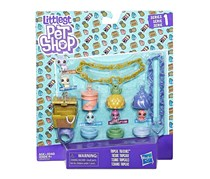 Littlest Pet Shop Tropical Treasures Series 1, Combo