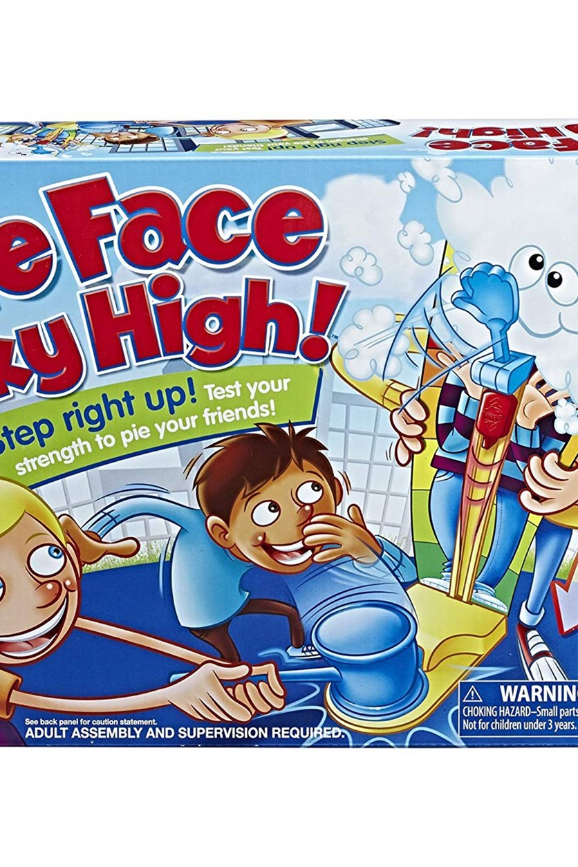 Pie Face Sky High Game, Combo