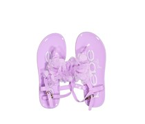 Bebe Girls Strappy Sandals, Purple