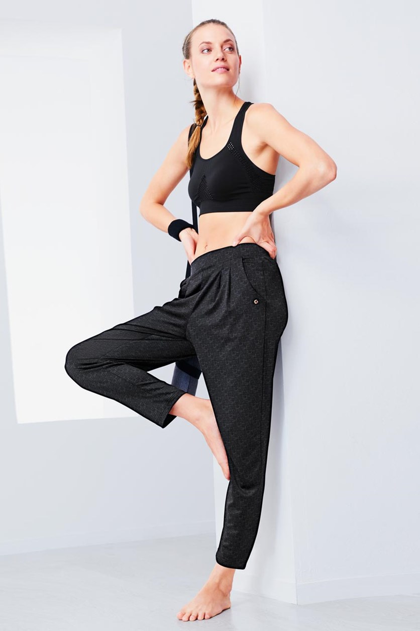 Women's Yoga Trouser, Anthracite