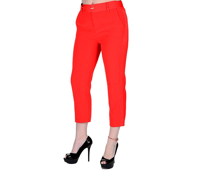 Women's Trousers, Red