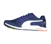 Puma Speed 300 S Ignite Jogging Sneakers, Blue/White