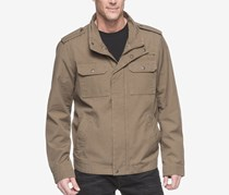 G.h. Bass & Co. Men's Military-Inspired Jacket, Brown