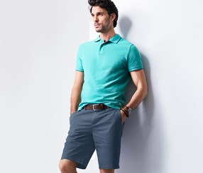 Men's Shorts, Blue