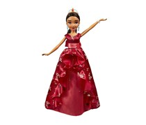 Disney Elena Of Avalor Royal Gown Doll, Red
