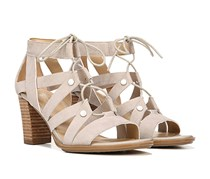 Naturalizer London Strappy Sandals, Sand Grey