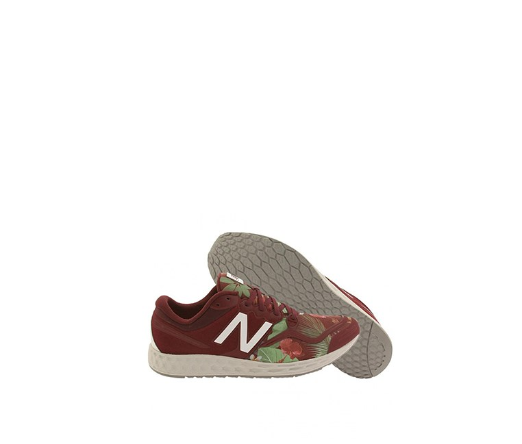 Men's Fresh Foam Zante Paradise Awaits Shoes, Maroon