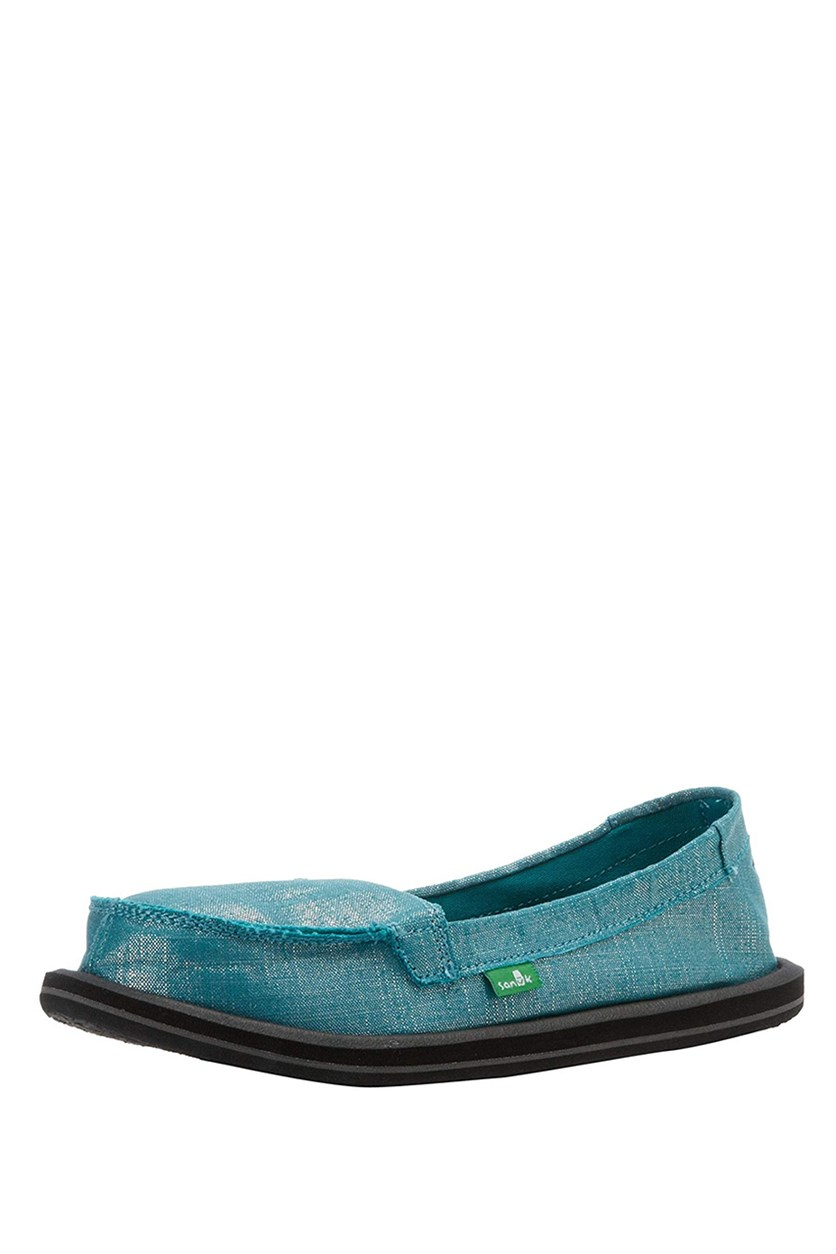 Women's Ohm My Slip-On, Teal
