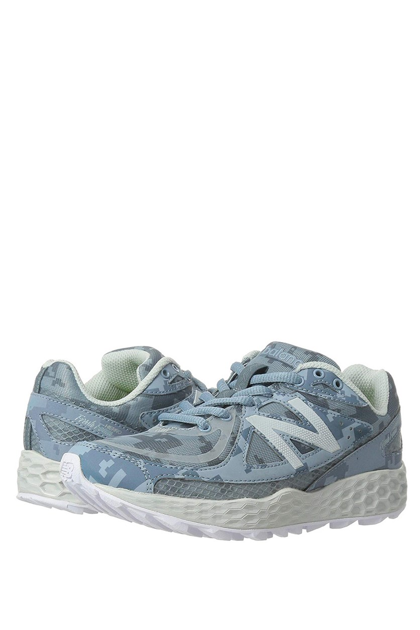 Women's WTHIERB Running Shoes, Blue/White