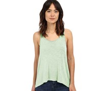 Project Social T Venice Textured Tank Top, Frost Green