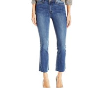 Paige Rory Crop Flare Jeans, Erin Washed