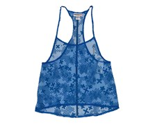 Reebok Women's U-Neck and Racerback Top, Blue