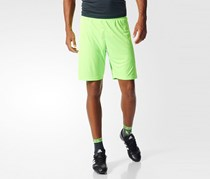 Adidas Men's Football Generic Short, Solar Green