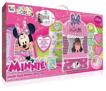 Disney Minnie Color Your Bow-Tique, Playhouse, White