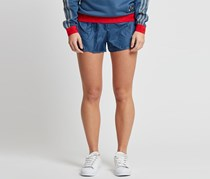 Adidas Women Hu Race Shorts, Navy
