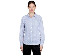 Craghoppers Women's Functional Blouse, White/Purple