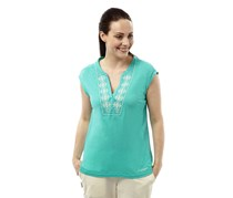 Craghoppers Women's Brigitte Lightweight Wicking Vest, Mint