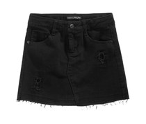 Imperial Star Big Girl's Mini Skirt, Black